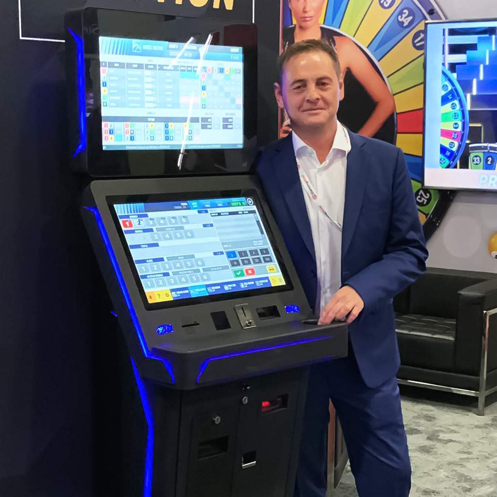 Event Presenting our cutting-edge VLTs in G2E Las Vegas